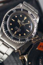 Rolex: Vintage Submariner Referenz 5512