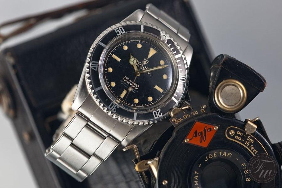 Rolex: Vintage Submariner Referenz 5512