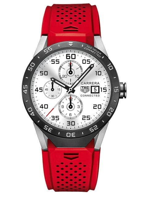 TAG Heuer: Carrera Connected Modular 45