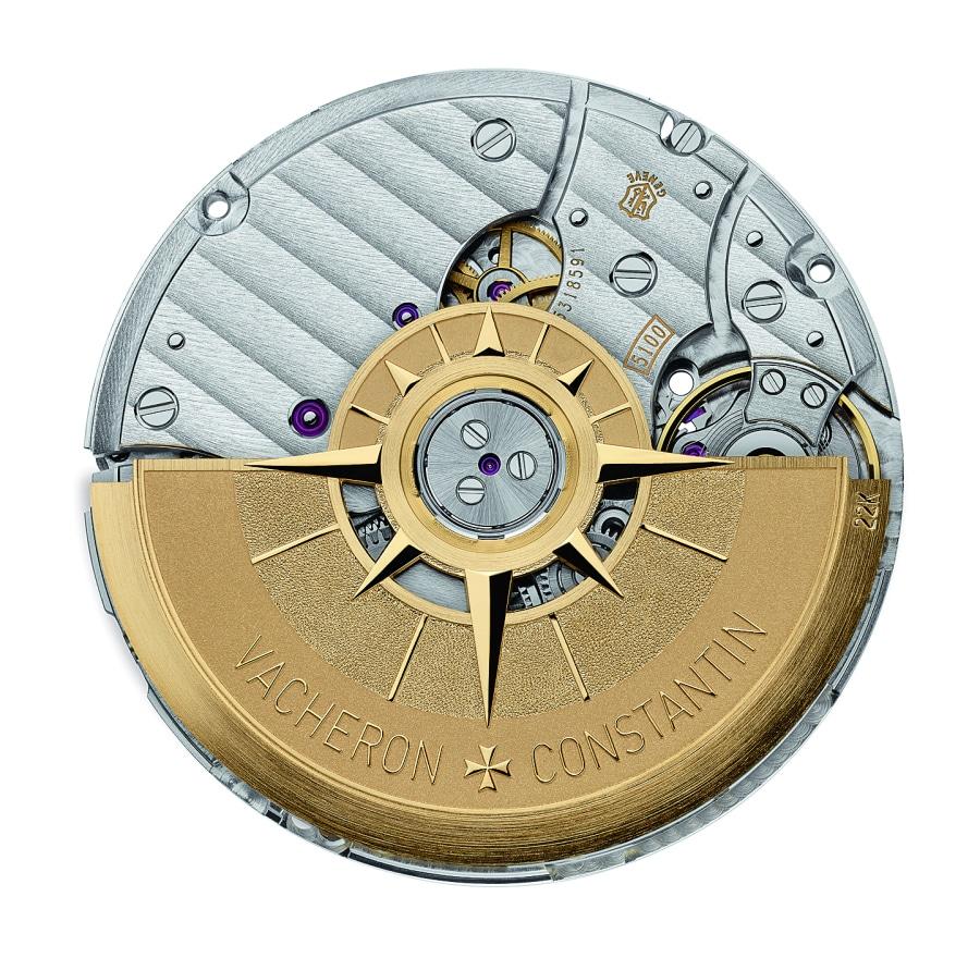 Vacheron Constantin: Automatikkaliber 5100