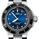 Oris Aquis Depth Gauge Edition Chronos am Edelstahlband (Hotspot)