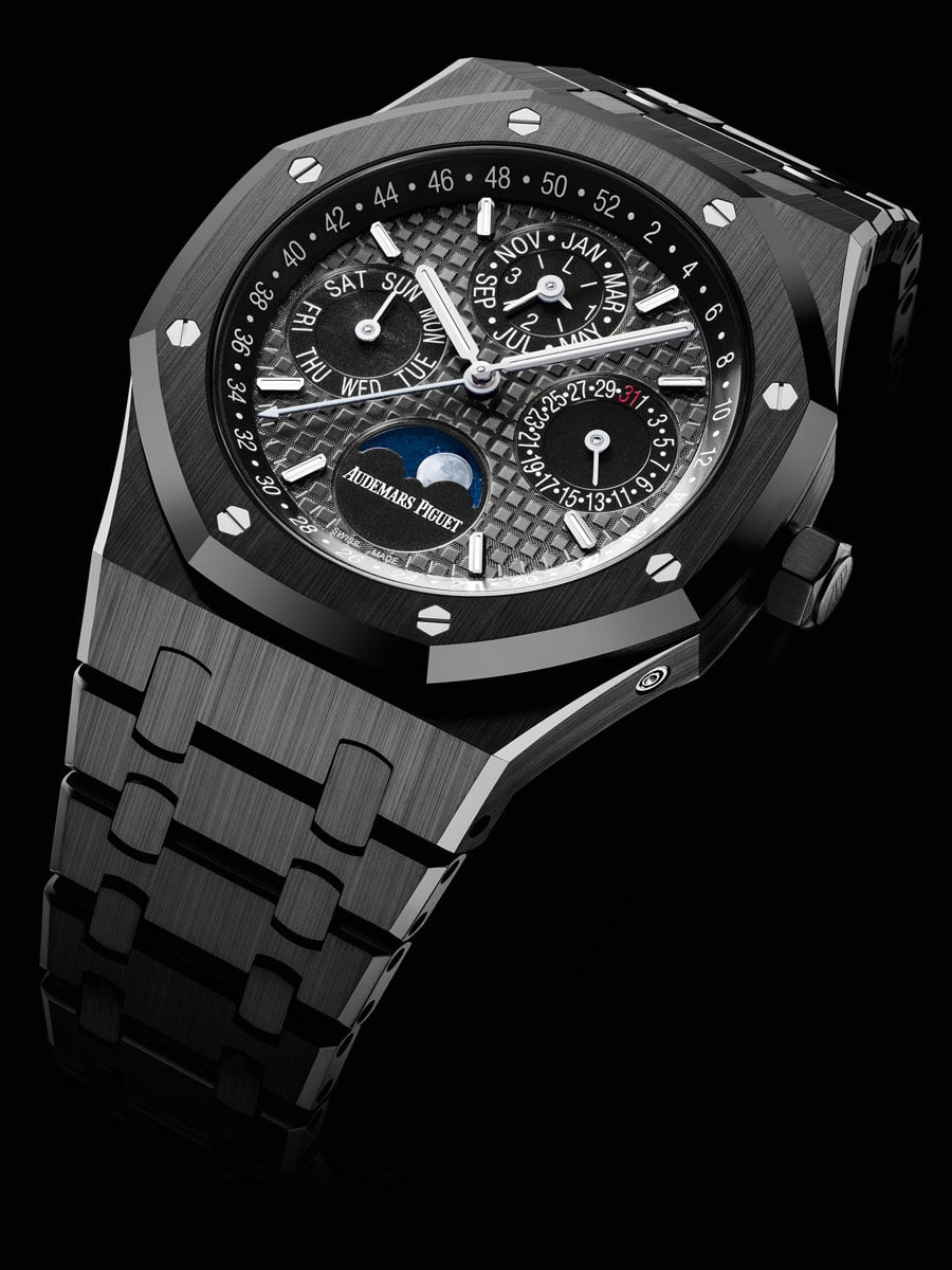 Audemars Piguet: Royal Oak Ewiger Kalender