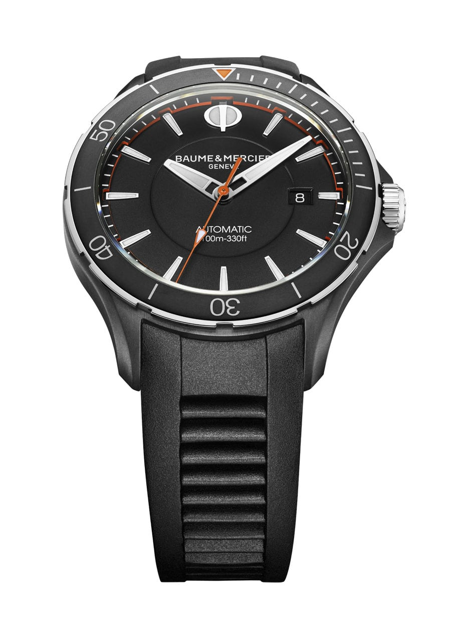 Baume & Mercier: Clifton Club