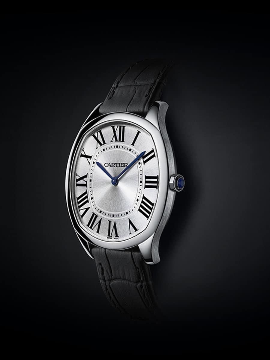 Cartier: Drive de Cartier Extra-Flat