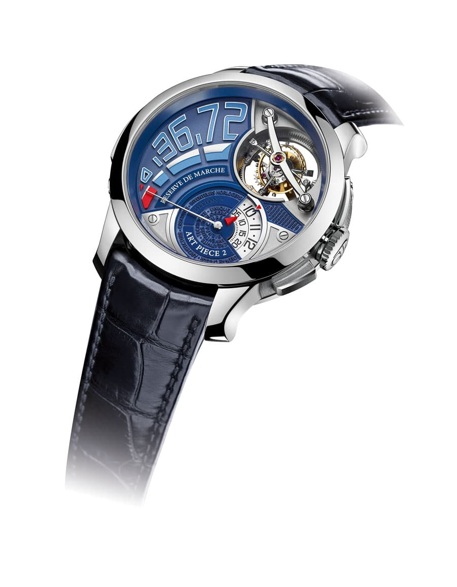 Greubel Forsey: Art Piece 2 Edition 2