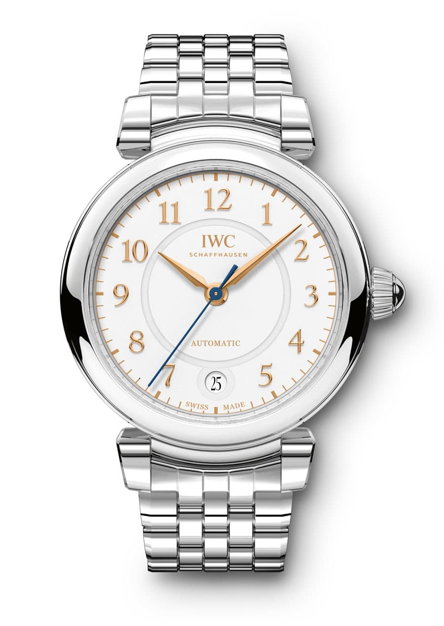 IWC: Da Vinci Automatic 36 mit Edelstahlarmband, Referenz IW458307