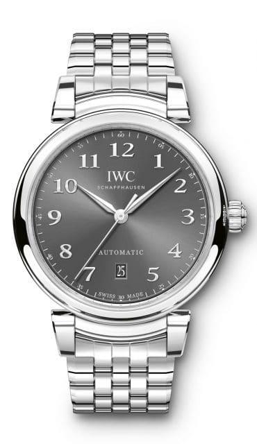 Die neue IWC Da Vinci Automatic im 40-mm-Gehäuse