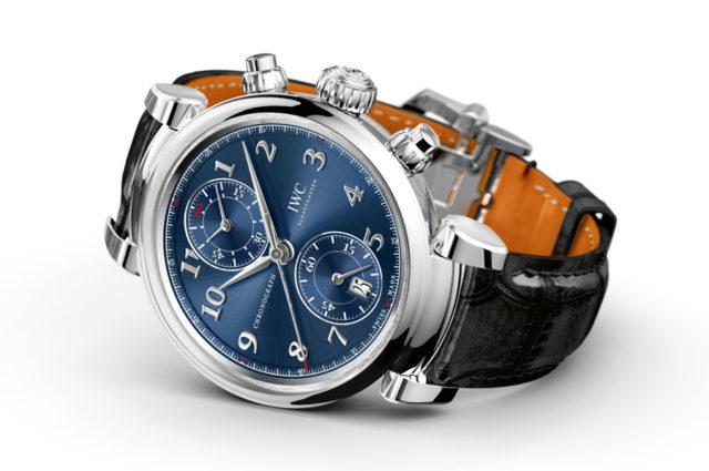 "IWC: Da Vinci Chronograph Edition ""Laureus Sport for Good Foundation"""