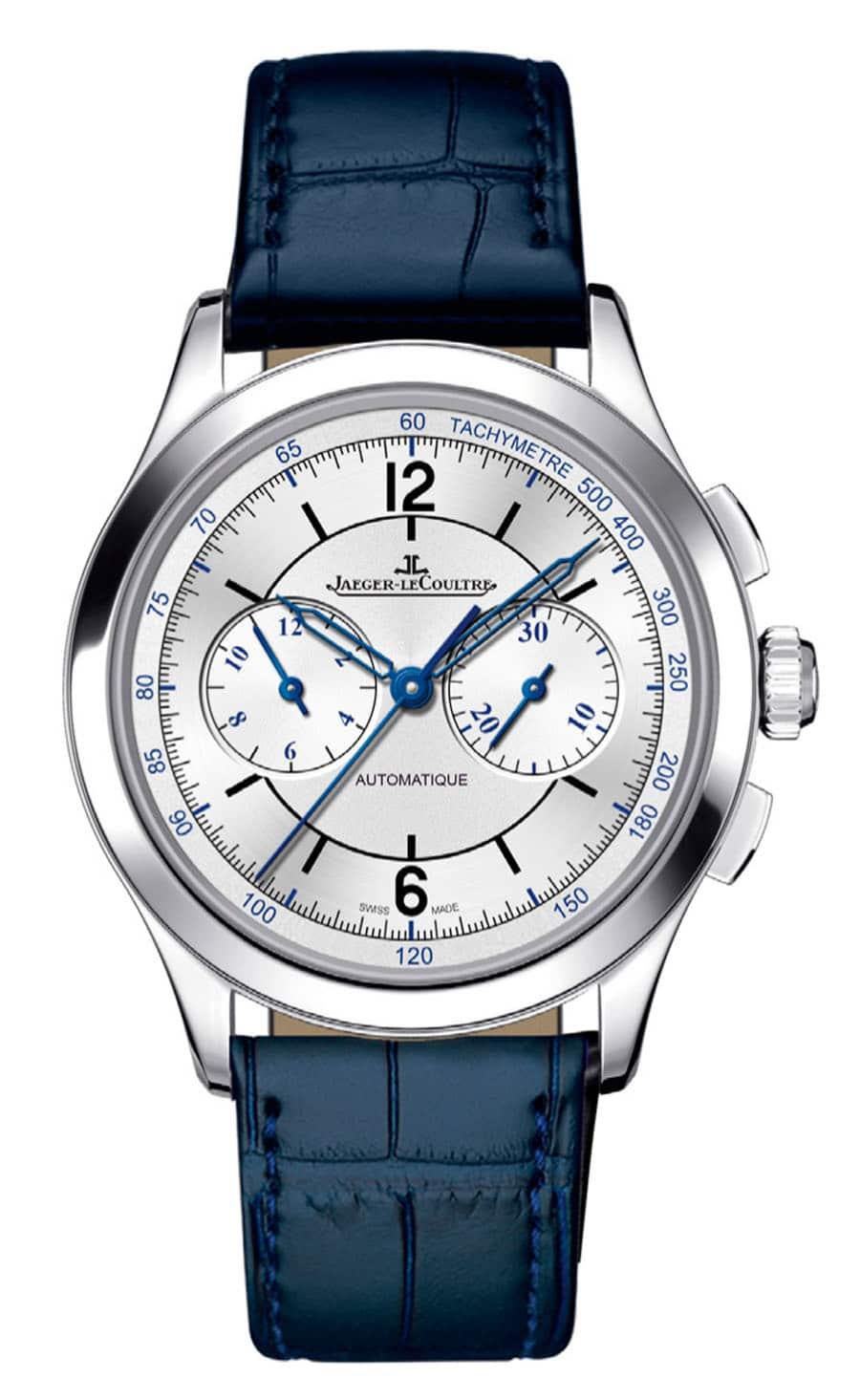 Jaeger-LeCoultre: Master Chronograph im Retrodesign