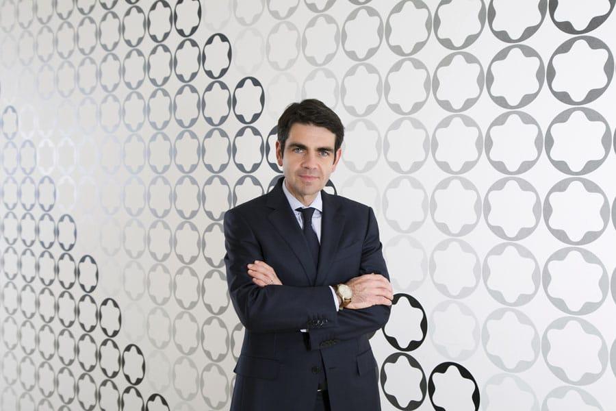 Montblanc-Chef Jérôme Lambert