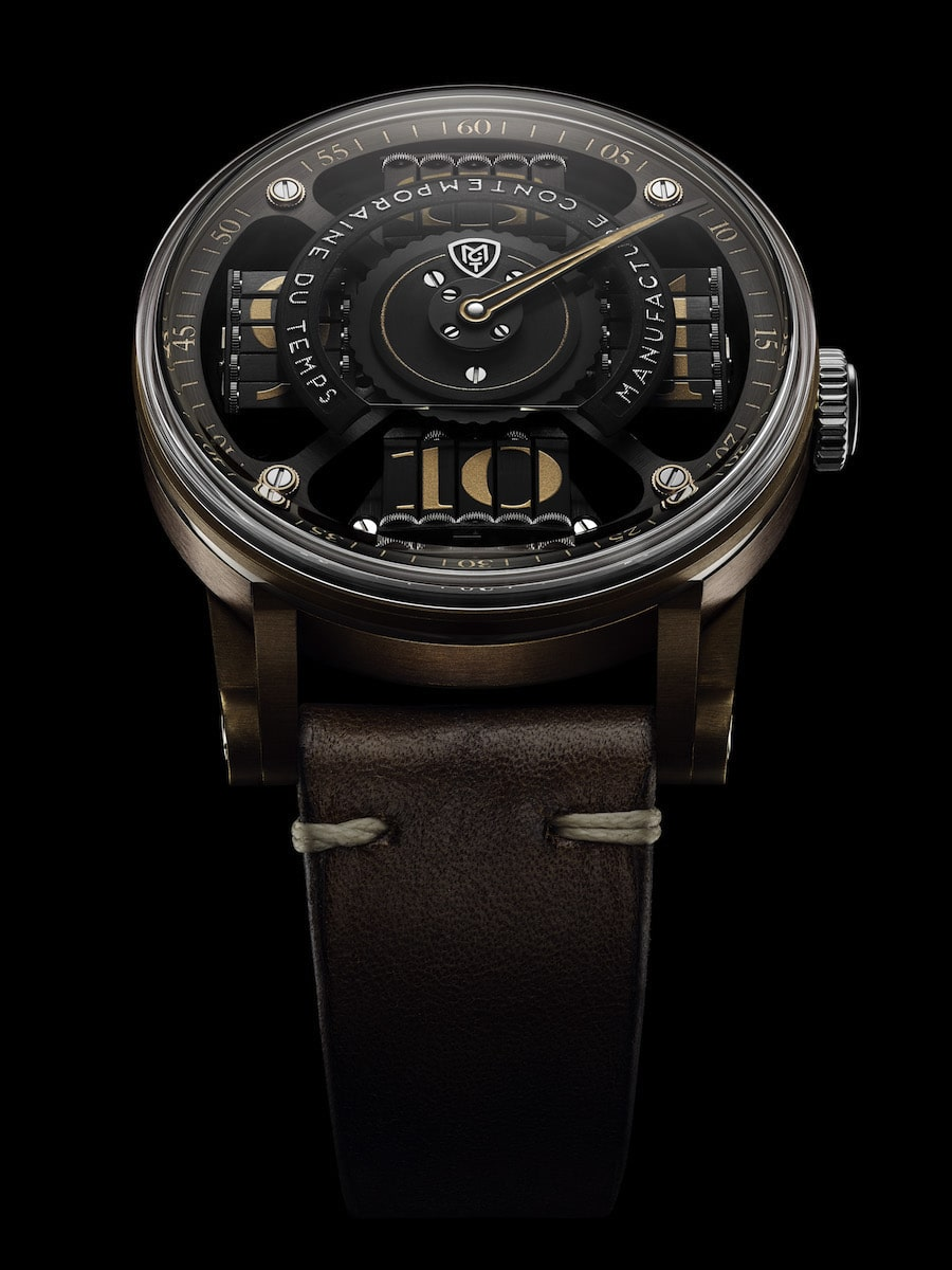 MCT: The Sequential Two S220 Bronze