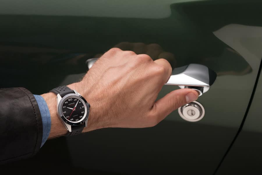 Montblanc TimeWalker Automatic Date und Auto