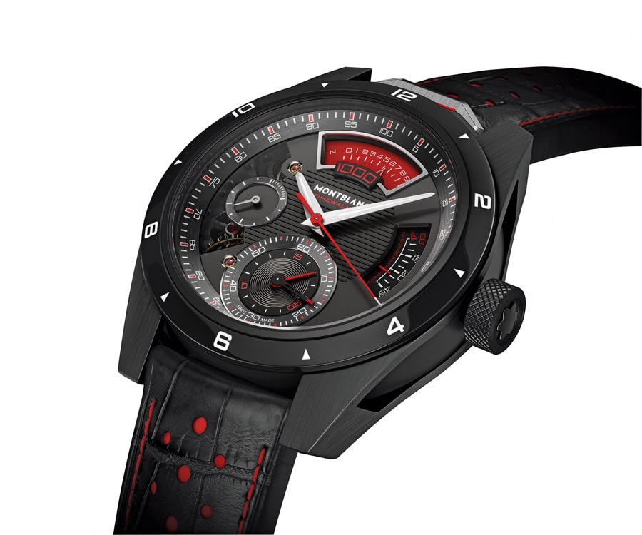 Montblanc: TimeWalker Chronograph 1000