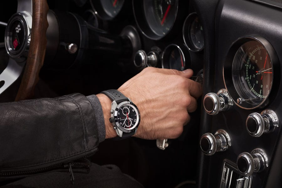 Dashboard Look: Montblanc TimeWalker Chronograph Automatic