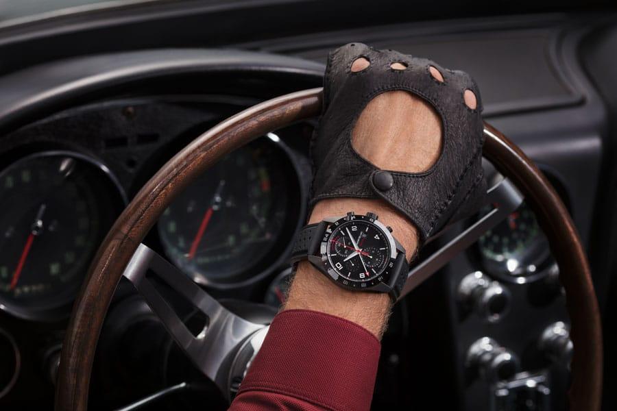 Sportliches Design: Montblanc TimeWalker Chronograph UTC