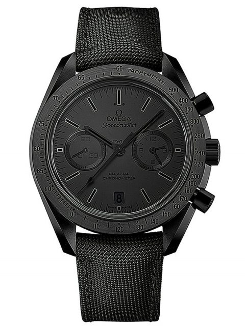 "Omega Speedmaster Moonwatch ""Dark Side of the Moon"" Black Black"