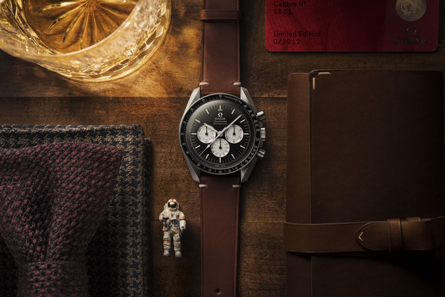 Omega: Speedmaster Speedy Tuesday Limited Edition