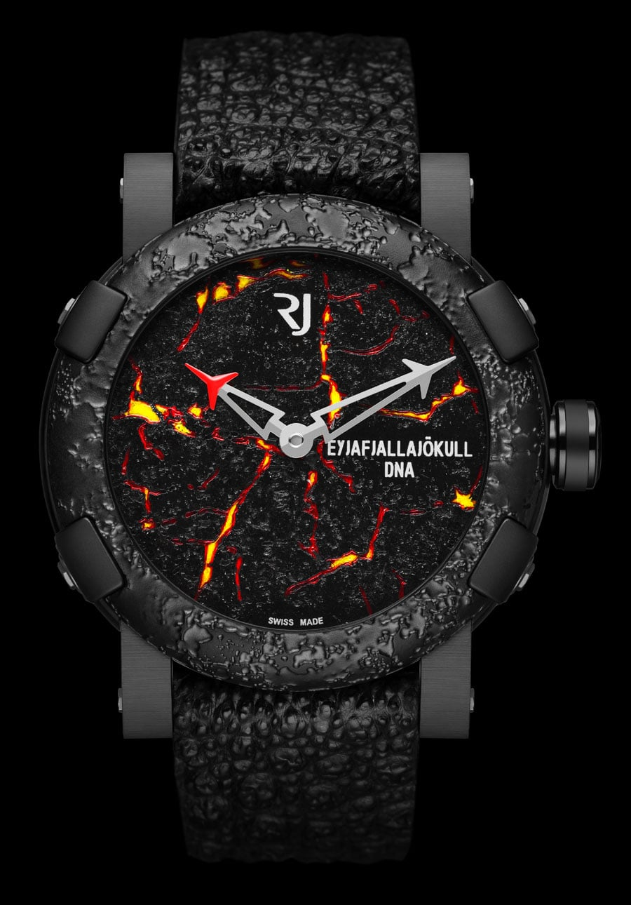 Romain Jerome: Eyjafjallajökull-DNA Burnt Lava