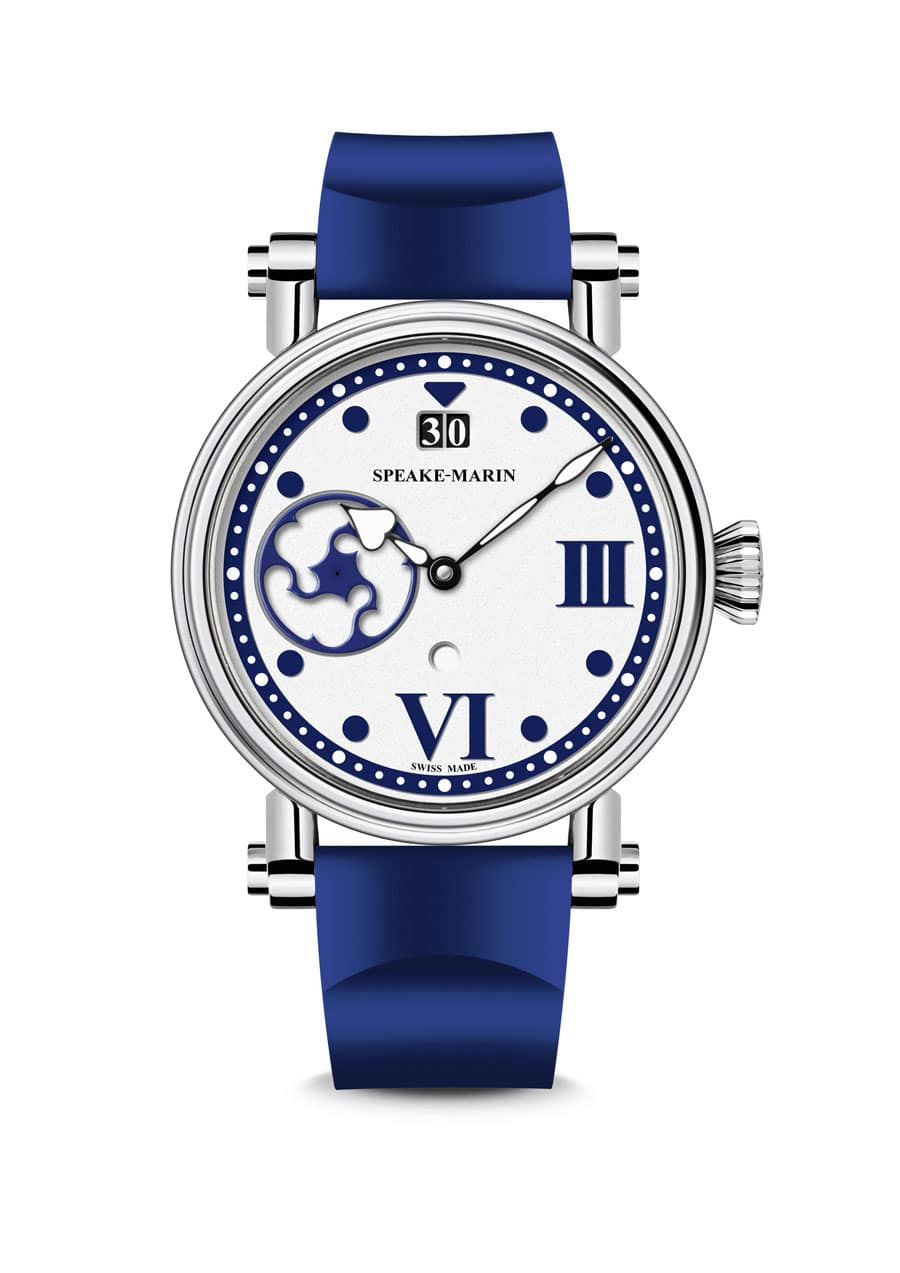 Speake-Marin: Blue Spirit Wing Commander