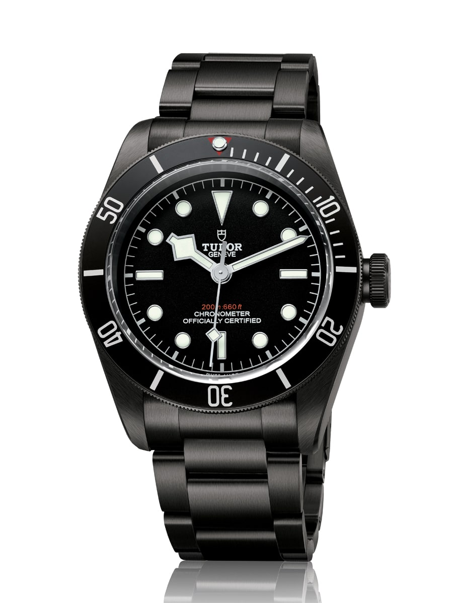 Tudor: Heritage Black Bay Dark