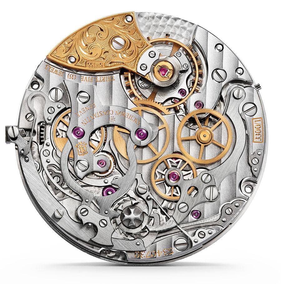 Vacheron Constantin: Harmony Chronograph Kaliber 3300