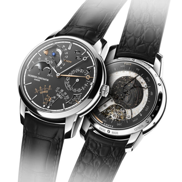 Vacheron Constantin: Les Cabinotiers Celestia Astronomical Grand Complication 3600