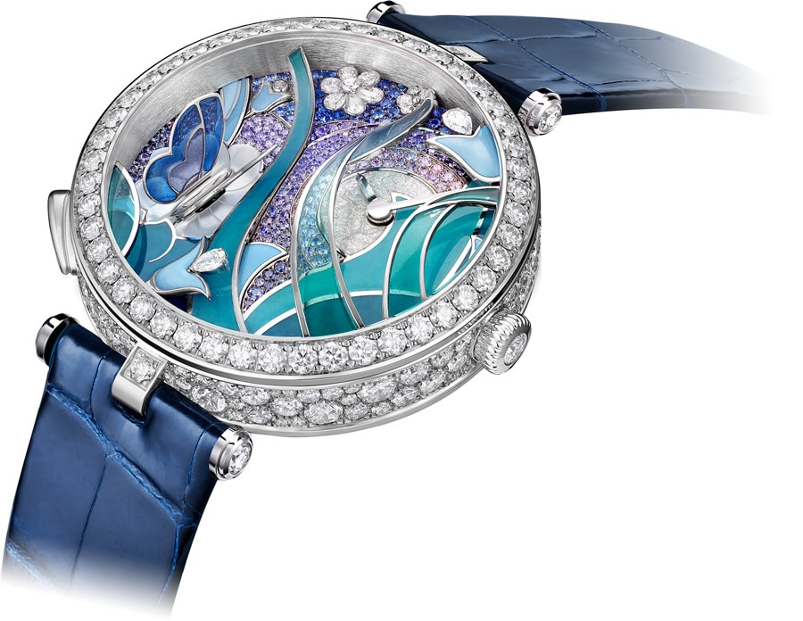 Van Cleef & Arpels: Lady Arpels Papillon Automate Watch