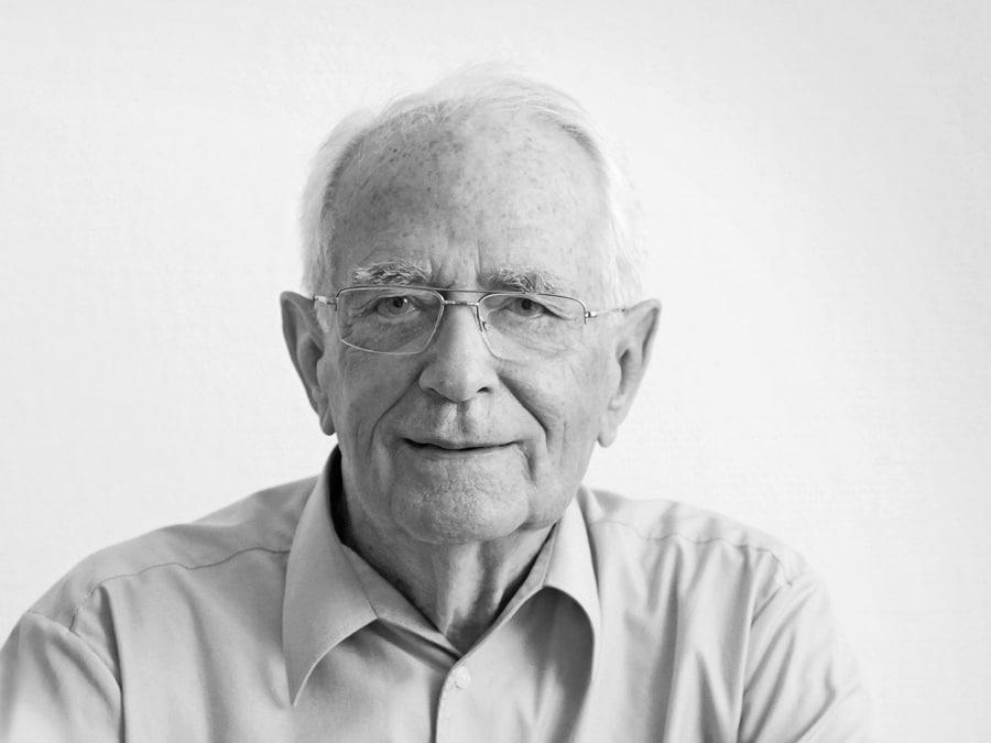 Walter Lange, Neugründer der Glashütter Uhrenmanufaktur A. Lange & Söhne, ist verstorben