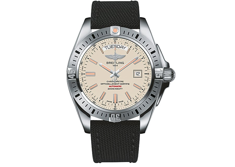 Breitling: Galactic 44