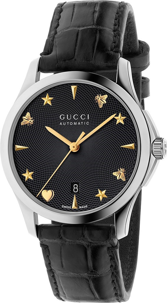 Gucci G-Timeless Automatic zu gewinnen | Watchtime.net