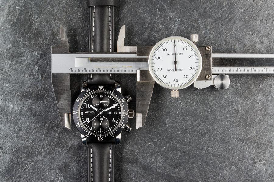 Guinand-Uhren im Test