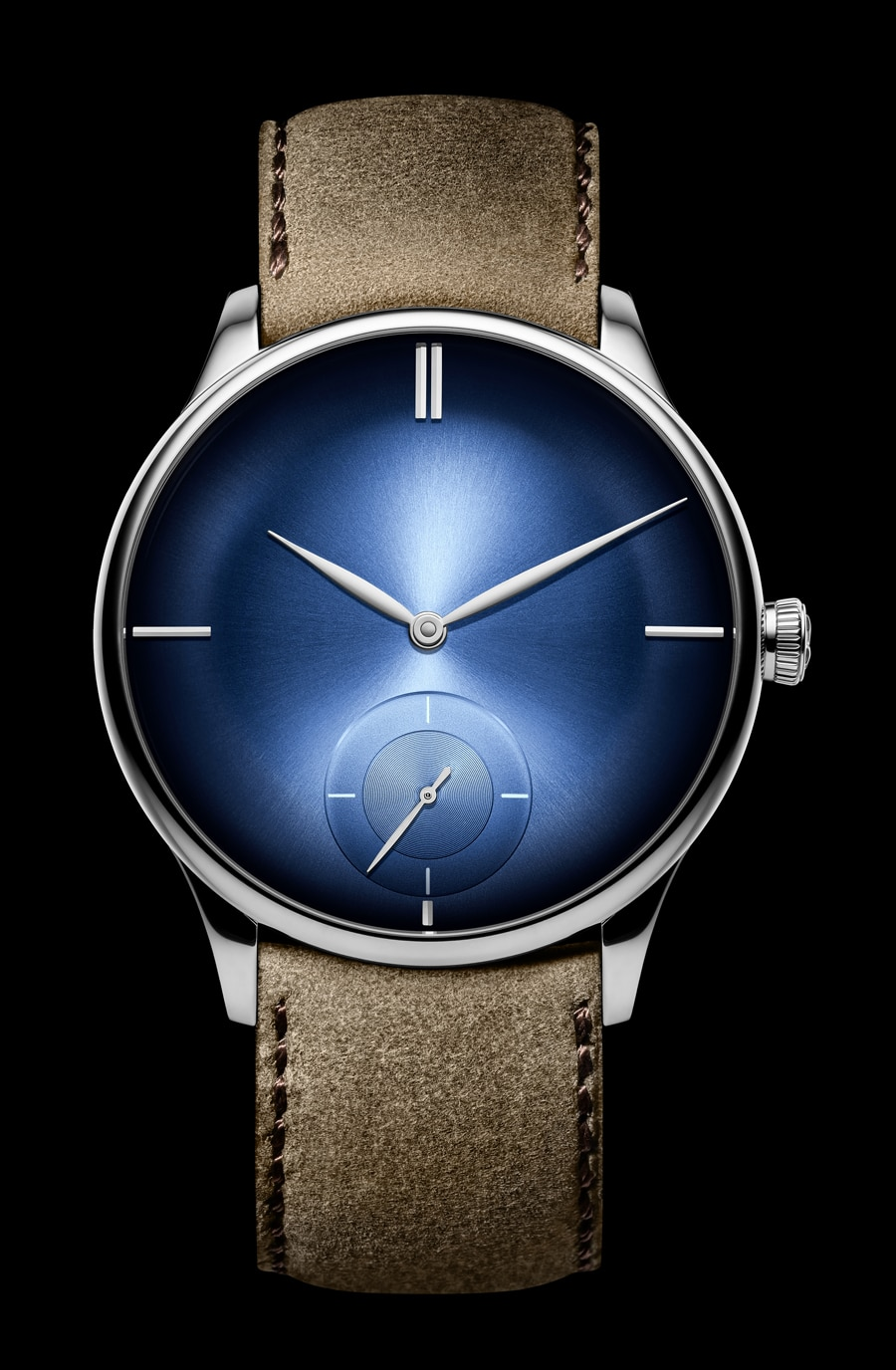 H. Moser & Cie.: Venturer Small Seconds Purity