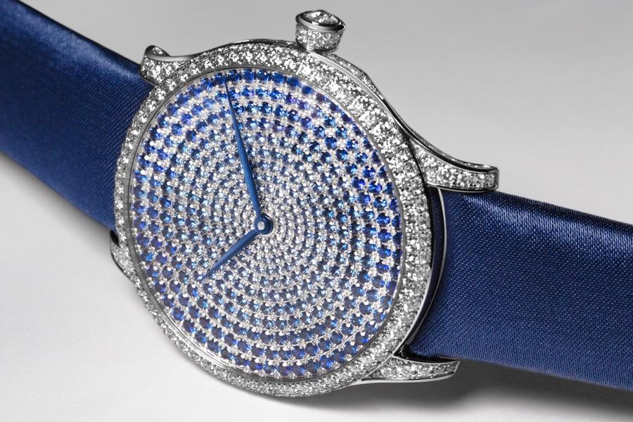 H. Moser & Cie.: Venturer Smoky Sapphire