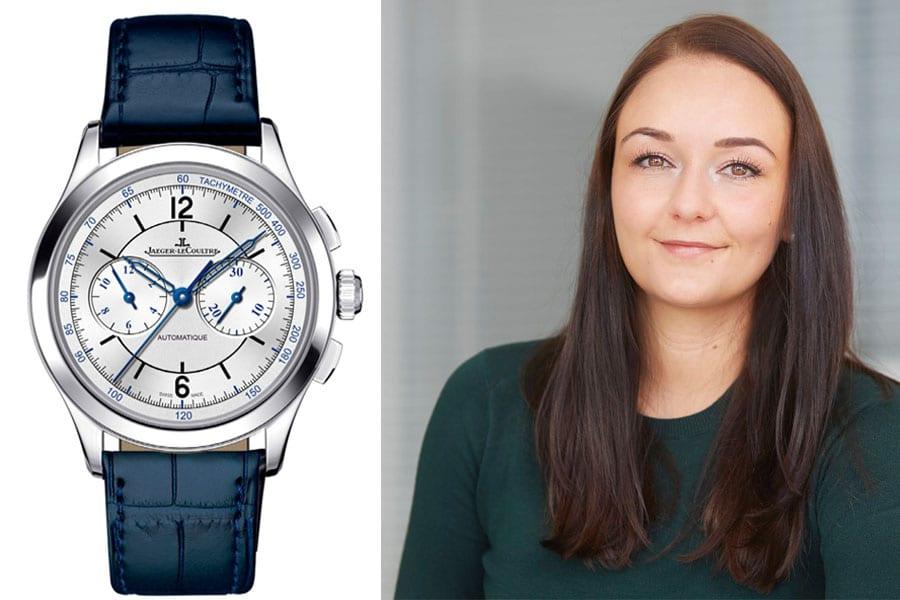 Jaeger-LeCoultre Master Chronograph: Die beste Uhr vom SIHH 2017 für Melanie Feist, verantwortliche Online-Redakteurin Watchtime.net