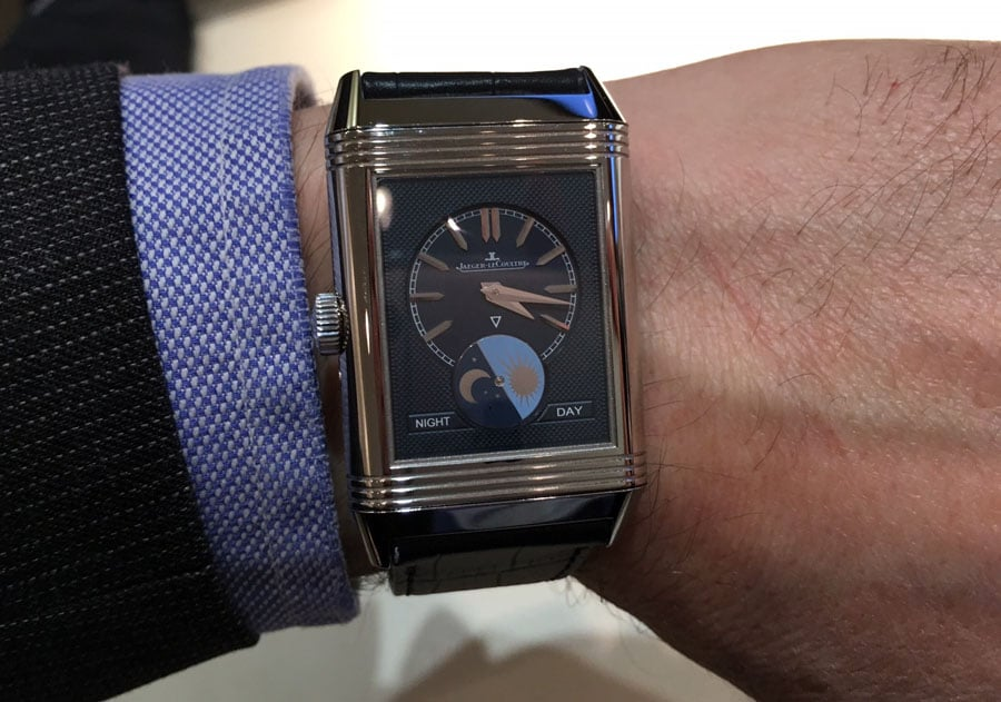 Jager-LeCoultre Reverso Tribute Moon