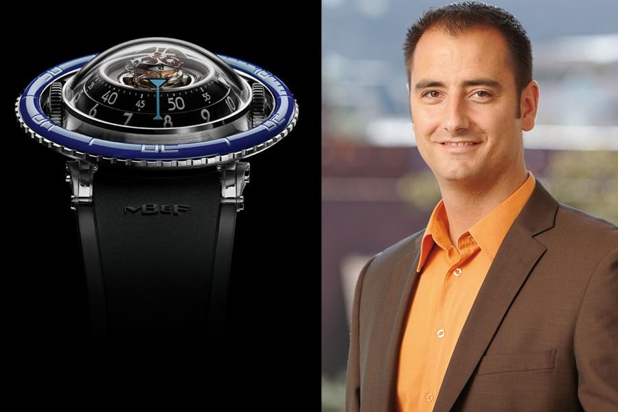 MB&F HM7 Aquapod: Die beste Uhr vom SIHH 2017 für Alexander Krupp, Redakteur Chronos