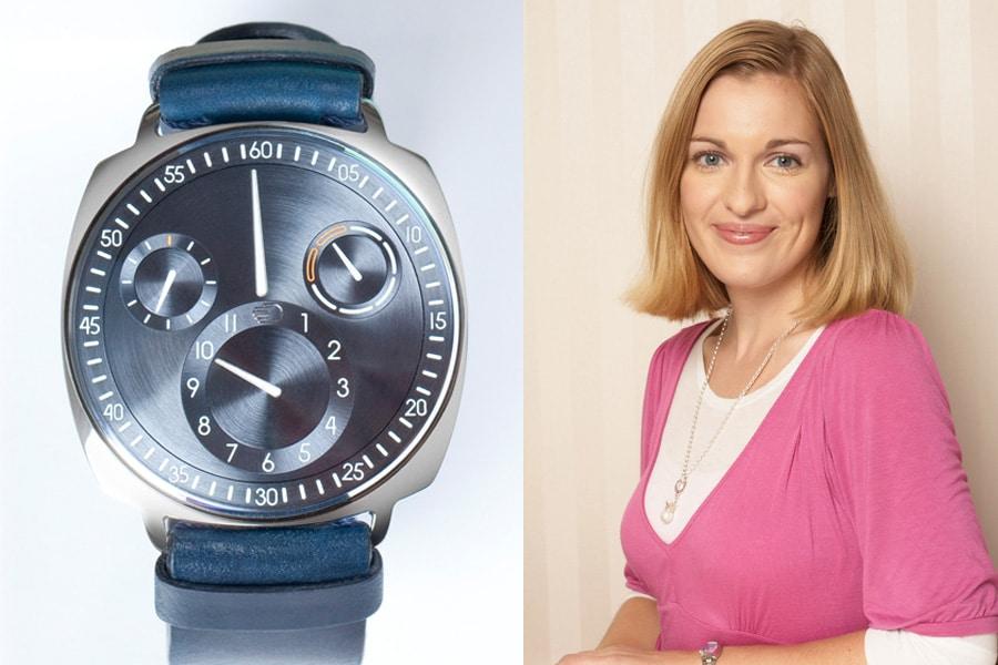 Ressence Type 1² Squared: Die beste Uhr vom SIHH 2017 für Katharina Studer, Online-Redakteurin Watchtime.net