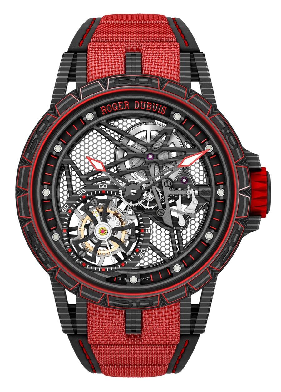 Roger Dubuis: Excalibur Spider Carbon