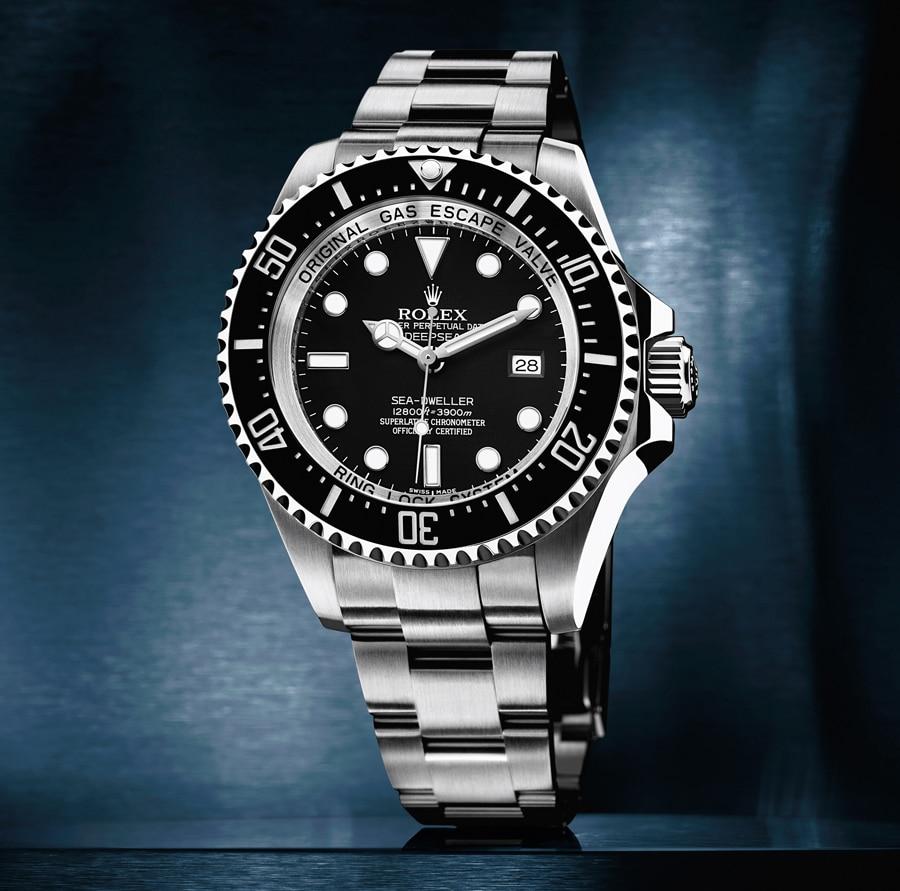 Rolex: Oyster Perpetual Deepsea