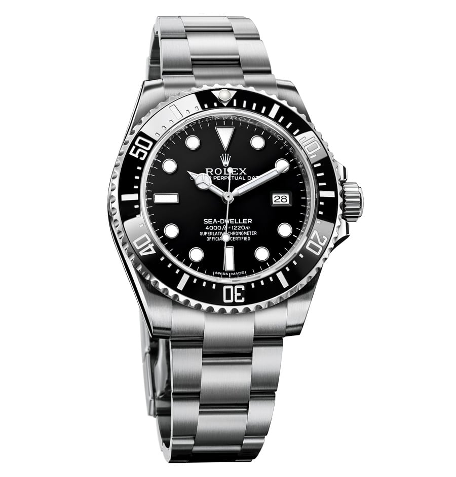 Rolex: Oyster Perpetual Sea-Dweller 4000