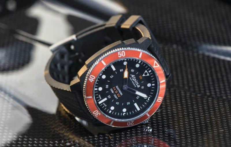 Alpina: Seastrong Horological Smartwatch