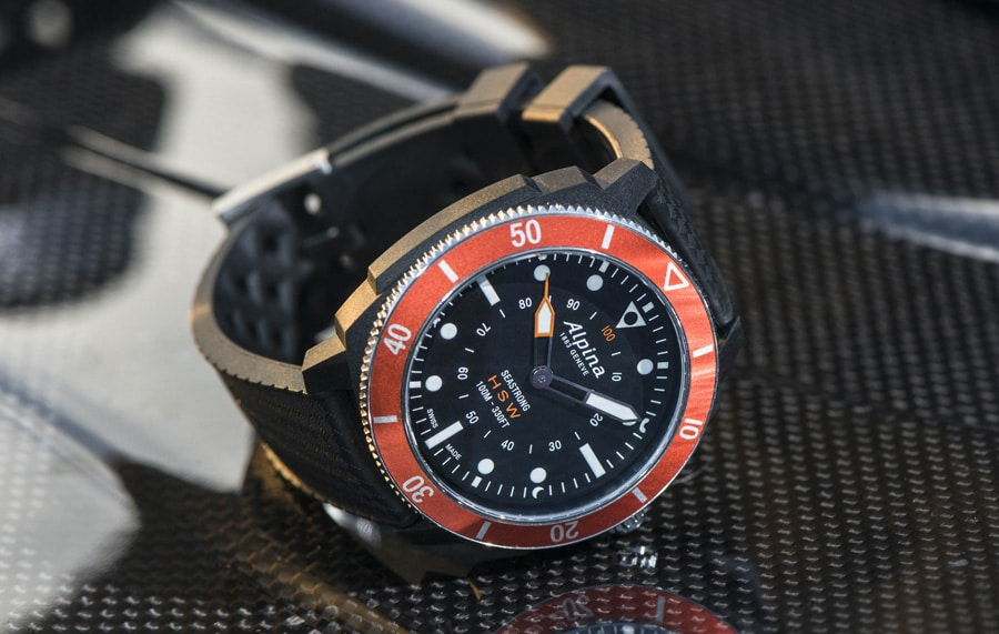 Alpina: Seastrong Horological Smartwatch
