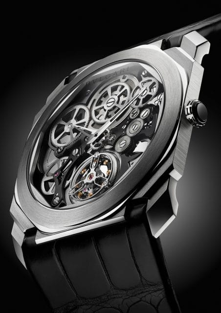 Bulgari: Octo Finissimo Tourbillon Skeleton