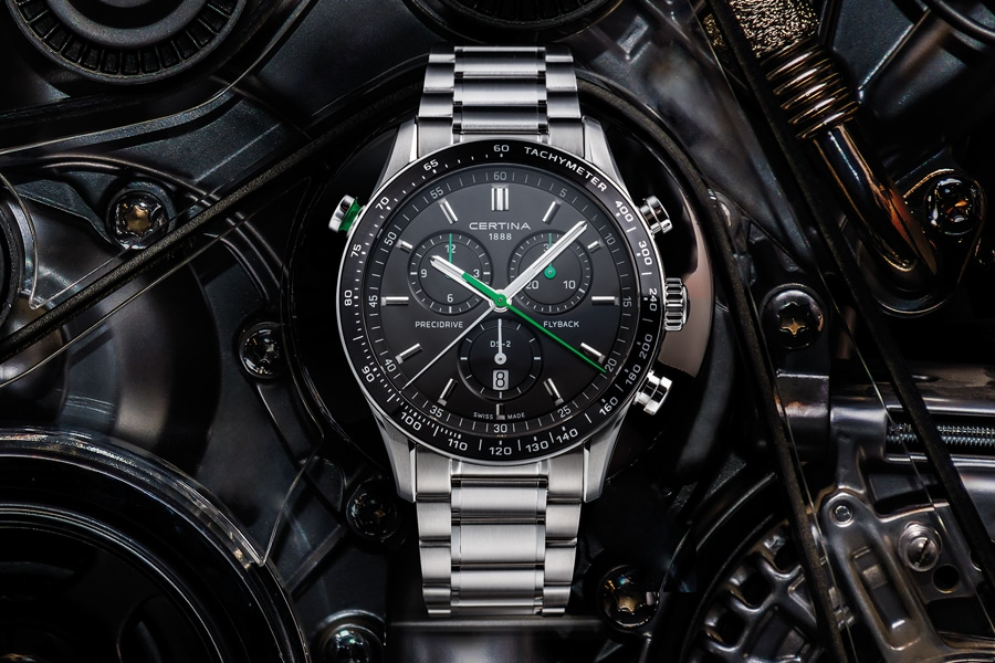 Certina: DS-2 Chronograph Flyback