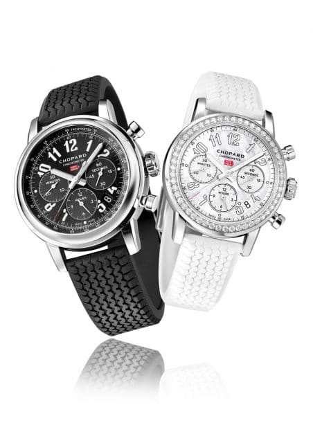 Chopard: Mille Miglia Classic Chronograph Herren- und Damenmodell
