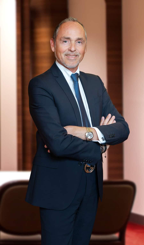Dietmar Schülein, Geschäftsführer Wempe Maximilianarkaden, München