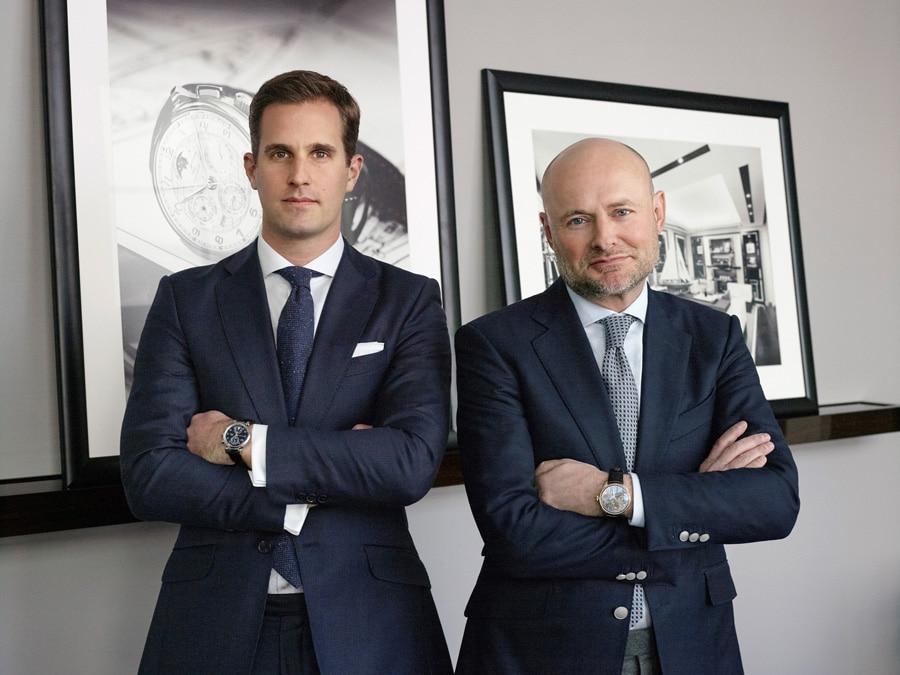 Christoph Grainger-Herr wird ab April 2017 der Nachfolger von Georges Kern auf der Position des CEO