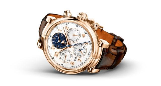 IWC: Da Vinci Ewiger Kalender Chronograph