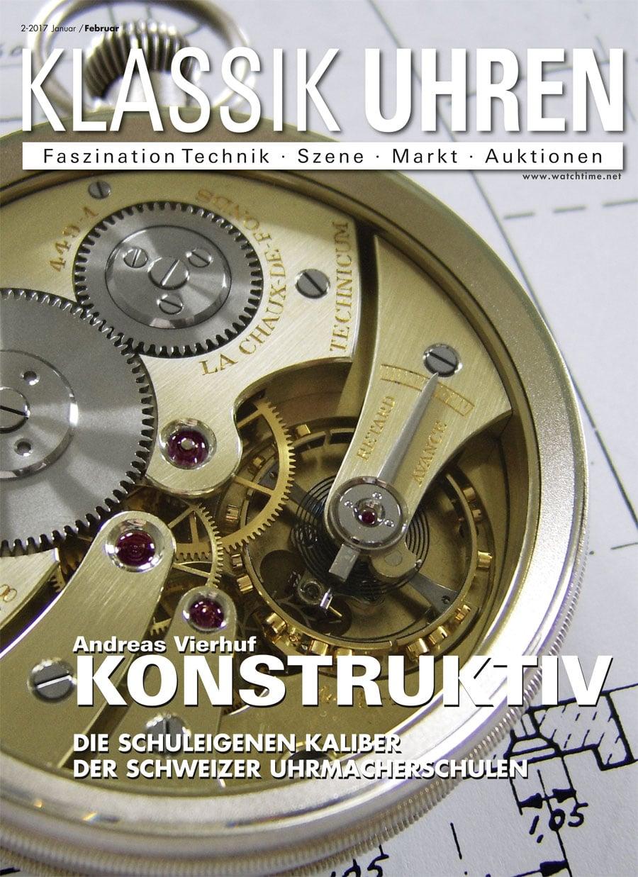 Klassik-Uhren 02.2017