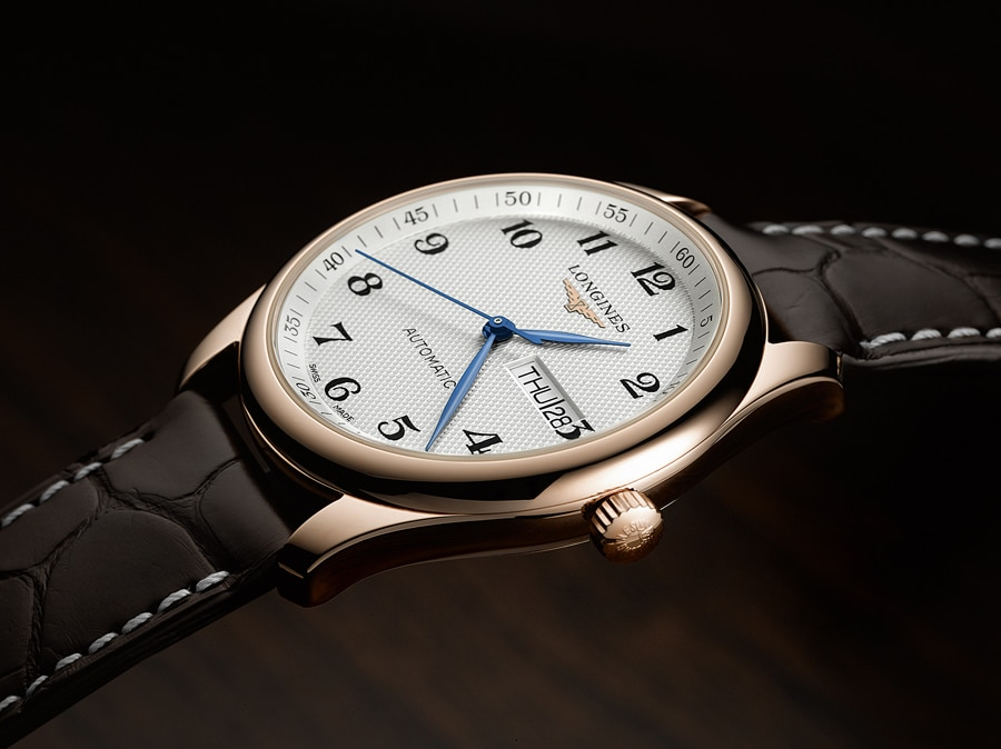 Elegante Uhr von Longines: The Longines Master Collection